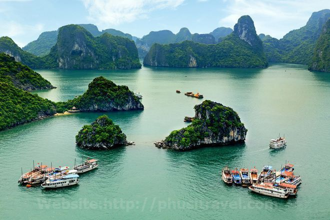 Du Lich Mien Bac - Vinh Ha Long