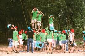 Team Building Bi Mat Thanh Co Loa