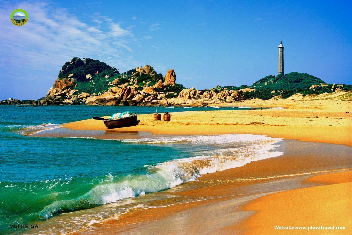 Hải Đăng Kê Gà - Hàm Thuận Nam